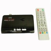 1080 P Full HD Receptor Digital Terrestre DVB-T2 DVB-T USB HDMI TV HDMI/AV CVBS Convertidor de Sintonizador de Tv Externo para el monitor lcd