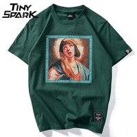 Virgin Mary Men S T Shirts 2018 Funny Printed Short Sleeve Tshirts Summer Hip Hop T