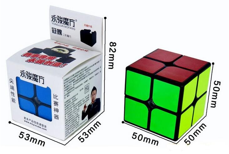 3D IQ Magic Cube Puzzle Logic Mind Brain teaser Educational Puzzles Game Toys for Children Adults 10