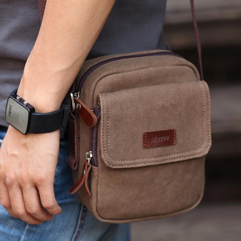 bolsa crossbody bolsa do homensageiro Formato : Single Shoulder Bag