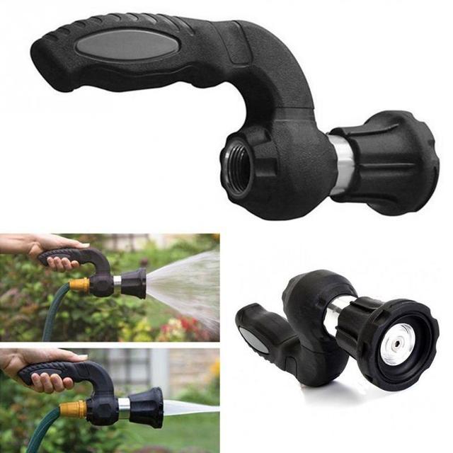 Mighty Blaster Hose Nozzle Lawn Garden Super Powerful Home Original Car Washing