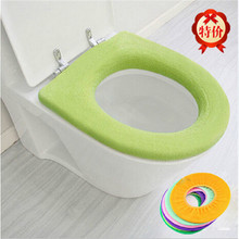 O type toilet seat can be washed sit toilet set set general toilet closestool mat set