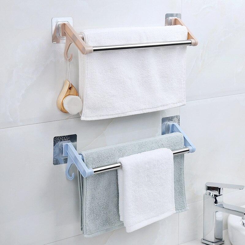 Bathroom Towel Rack Stainless