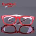 2016 New Fashion Kids TR90 Rubber Eyeglasses Frame High Quality Boys Girls Safe Reading Glasses Frames Optical Eyewear 613
