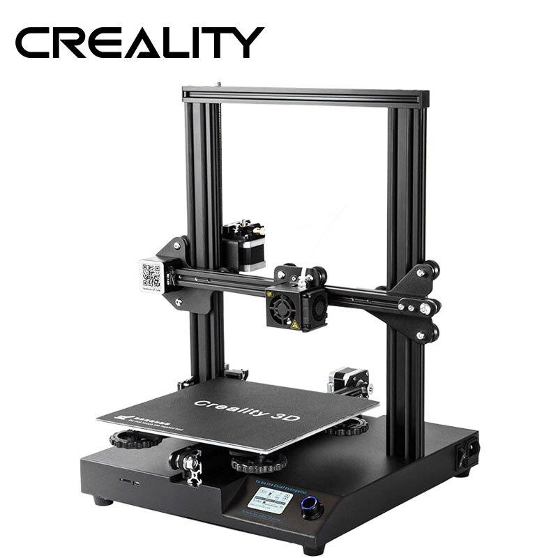 CREALITY 3D CR 20 3D Printer Resume Print MK 8 Extruder 220X220X250mm V2 1 Upgrade