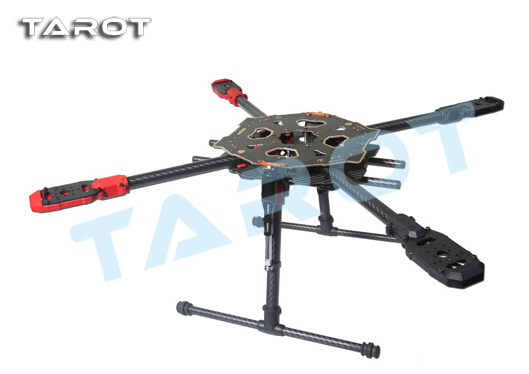 Tarot 650 Sport TL65S01 quadcopter w Retractable Landing Gear FPV Multicopter Free Track Shipping