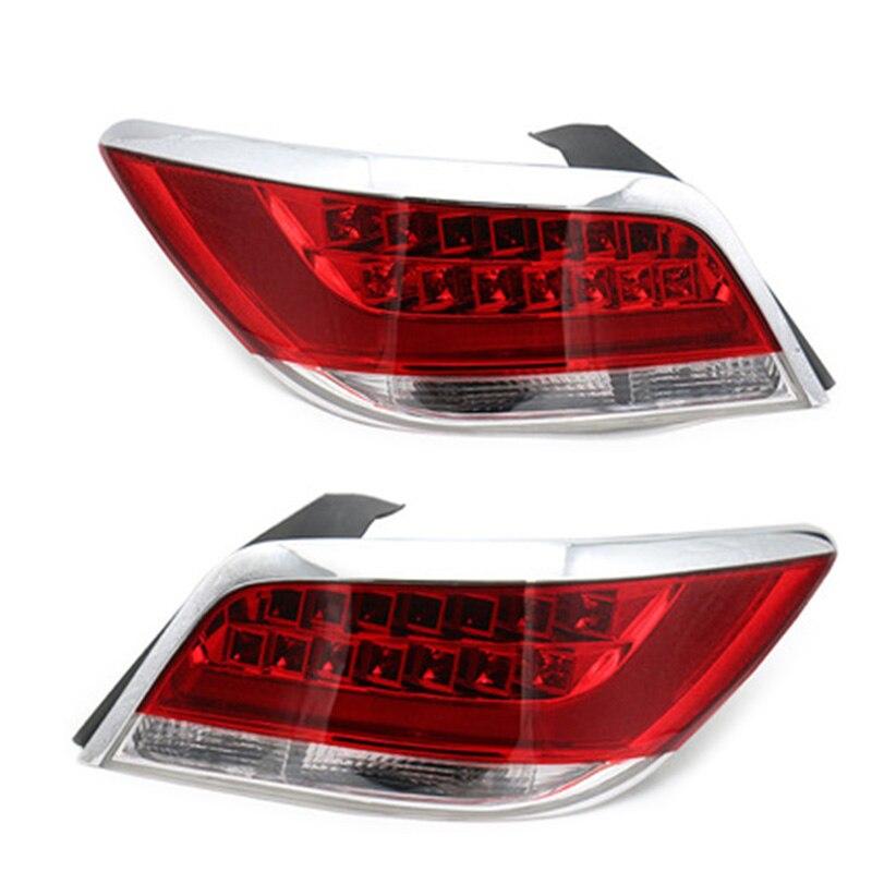 1pcs LED Rear Brake Tail Light Assembly For Buick Lacrosse 2009 2010 2011 2012 2013 taillight