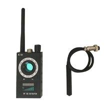K18 Multi-funzione di Rivelatore Della Macchina Fotografica di GSM Audio Bug Finder Lente RF Del Segnale GPS Inseguitore Magnetico Rileva WIFI Finder