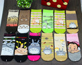 Spring New Fashion Casual Women Socks Cute Cartoon Totoro Socks Girls Kawaii Socks