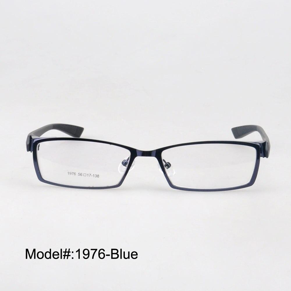 Eyeglasses frames in style - 1976 Full Rim Fashionable With Stylish Hinge For Men Spectacles Eyeglasses Frames Myopia Prescription Eyewear