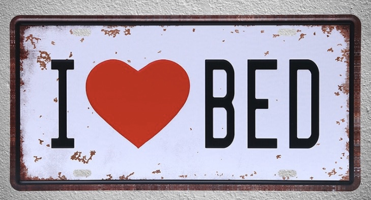 1 pc I love bed sex life  bar drink beer wine Tin Plates Signs wall man cave Decoration Metal Art Vintage Poster