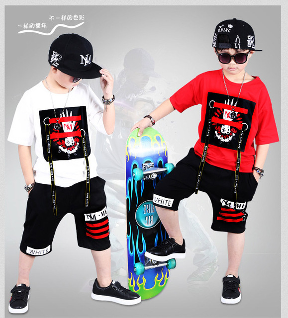 Boys Hip Hop Set 4