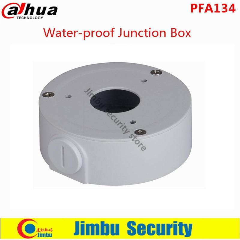 Original dahua Junction box PFA134 loading bearing  1kg aluminum 90mmX35MM for bullet camera HFW11 HFW10 HFW8 HFW1 купить чип для pfa 832