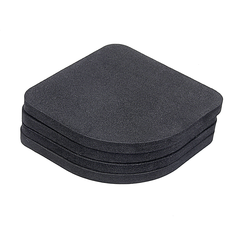 Anti-vibrazione-Pad-di-Alta-Qualit-Lavatrice-Shock-Pad-antiscivolo-Zerbino-s-Frigorifero-Anti-Rumore-di