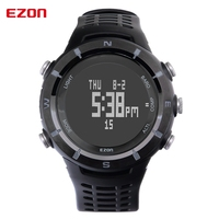 EZON Men Sport Watch Waterproof Outdoor Climbing Altimeter Barometer Compass Alarm Digital Watch Clock Saat Relogio Masculino
