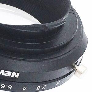 Image 5 - NEWYI pour objectif Contarex Crx à Leica M Lm M4 M5 M6 M7 M8 M9 Mp Techart adaptateur de Lm Ea7