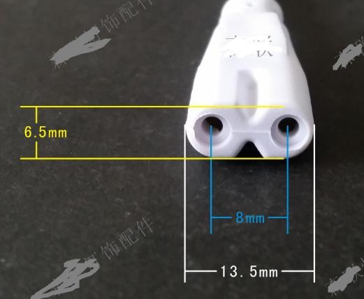 T5 T8 разъемы 1,8 м ЕС вилка 2/3 pin провода Соединительный кабель кабельный разъём с переключателем для T8 интегрированные светодиодные трубки лампы освещения