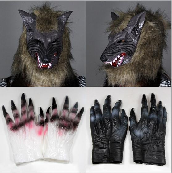 Cheap Halloween Horror Devil Masks Party Full Head Mask