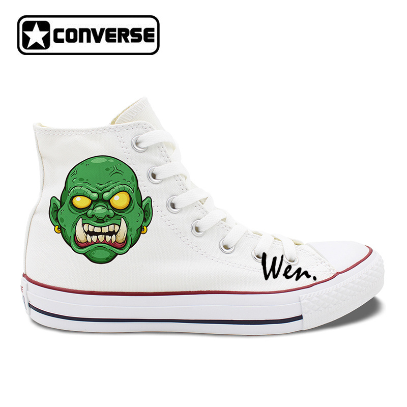 5f4b4bf8c3af1 Original-Design-White-High-Top-Converse-All-Star-Shoes -Creepy-Green-Face-Monster-with-Tusk-Halloween.jpg