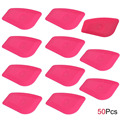50Pcs Lil Chizler Auto Home Office Window Film Installation Tint Scraper Hand Tool for Vinyl Wraps & Decals A61