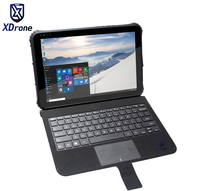 China K22 Rugged Windows 10 IOT Tablet PC Waterproof Shockproof Dustproof 12.2 Screen 4G RAM 64GB ROM RS232 HDMI GPS Android