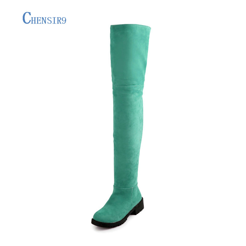popular flat thigh high boots cheap buy cheap flat thigh