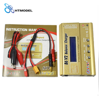 For LiHV LiPo LiIon LiFe NiCd NiMH RC Balance Charger Discharger 15V 6A AC Power Adapter