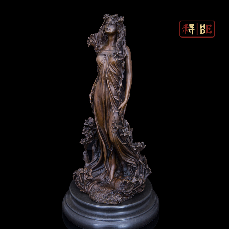 Wo have flower fairy ornaments business gifts Home Furnishing Decor furnishings fashion crafts DS-016B wall dies wedding