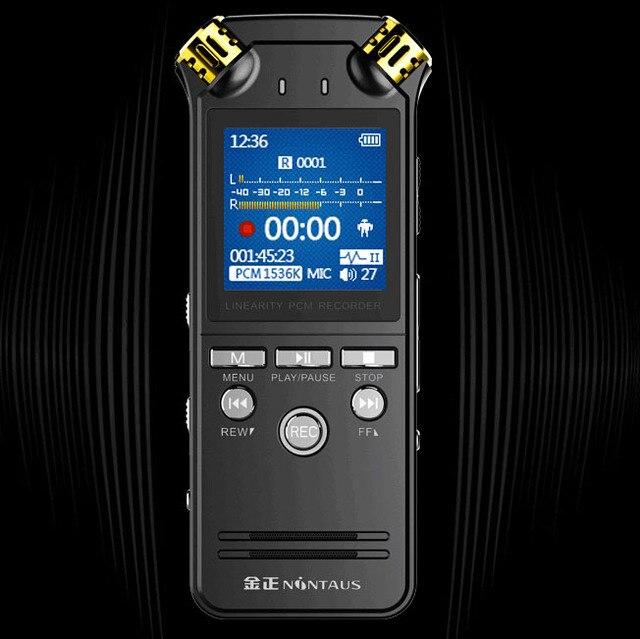 W990 NiNTAUS Mini 8GB HD pen machine digital professional voice music meeting mp3 player recorder  micro audio sound recording