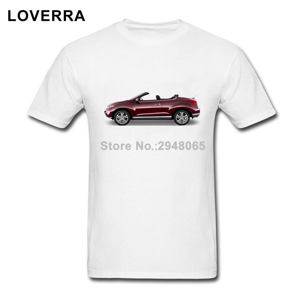 Alfa Romeo 75 Cool Carstyling Man Tshirts Oneck Summer Brand