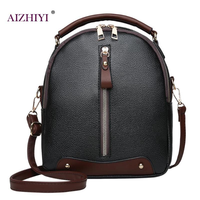 Casual, Girls, Bag, Zipper, Travel, Messenger
