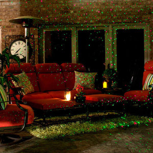 Image 3 - Mery Christmas เลเซอร์ไฟตกแต่งสำหรับกลางแจ้งวันหยุดใหม่ปีโปรเจคเตอร์ RF รีโมทคอนโทรล