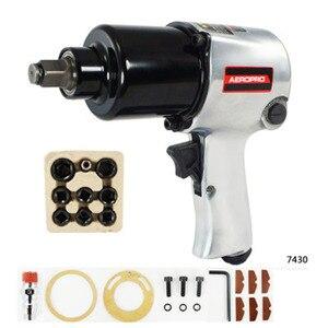 Image 2 - Набор пневматических гаечных ключей 7430 или 7445, профессиональные пневматические инструменты для автоматического ремонта, воздушные инструменты