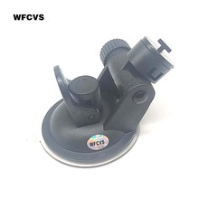 WFCVS Car DVR holder for Car Camera mount DVR holders Driving recorder suction cup Black Stands Holder Free shipping