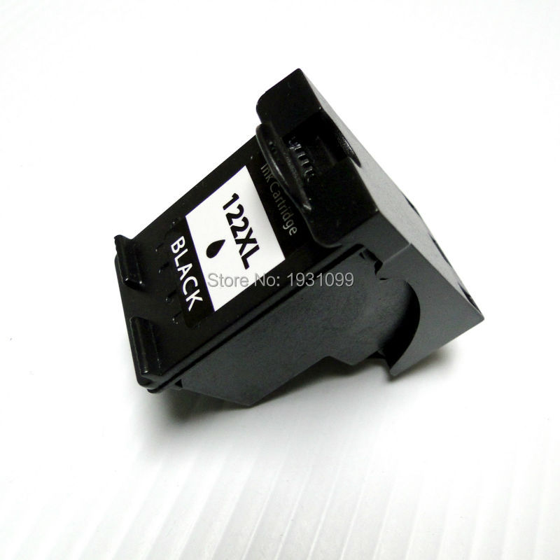 YOTAT 1pcs BK Remanufactured ink cartridge for HP 122 <font><b>HP122XL</b></font> DeskJet 1050 2050 2050s 2510 3510 D1010 1510 2540 4500 image