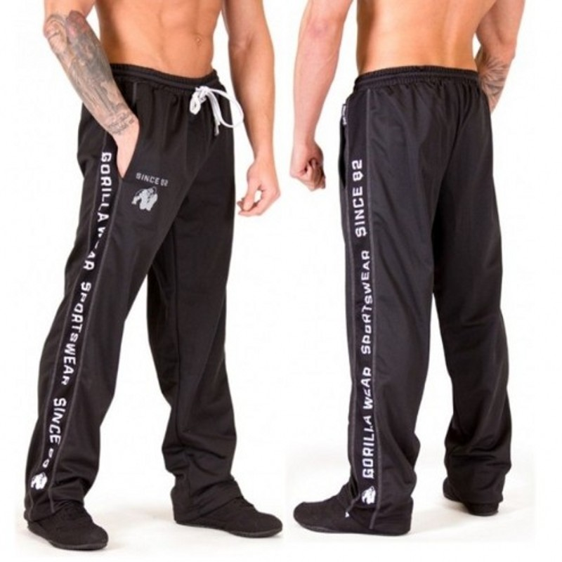 Jogging Pants Men Solid GYM Training Pants Sportswear Joggers Sports Pants Men Running Swearing Pants Jogging Sweatpants 2019