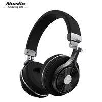 Bluedio T3 Wireless Bluetooth 4 1 Stereo Headphones With Mic Micro SD Card Slot Black