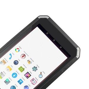Image 5 - Compressa robusta impermeabile di Android del telefono cellulare 3G 32GB 8.0 mAh di UNIWA T80 8500 pollici IPS 2in1 del telefono 4G FDD LTE della compressa IP68