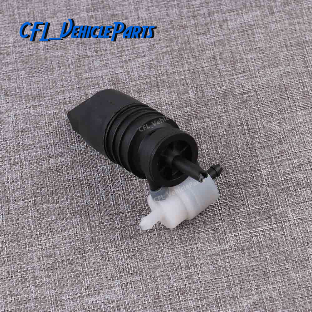 Windshield Washer Pump MOTOR Water Clean 1T0955651A For VW Golf GTI Jetta Passat <font><b>Tiguan</b></font> For Audi A3 A4 A6 A8 Q5 Q7 2007-2016 image