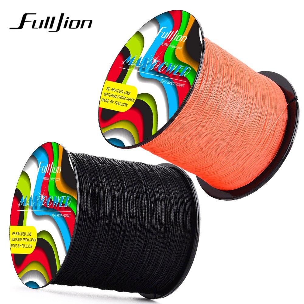 Aliexpress.com : Buy Fulljion 14 Colors 500M 547Yards PE Braided ...