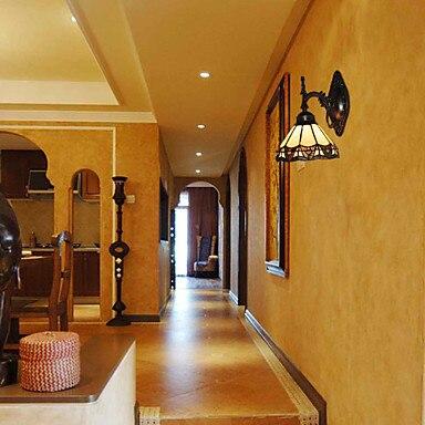 LED Wandlampen Tiffany Stytle Vintage Led verlichting Wandkandelaar ...