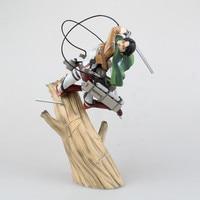 Kotobukiya ARTFX J Attack On Titan Levi Rivaille 1 8 Scale Pre Painted PVC Figure 25CM