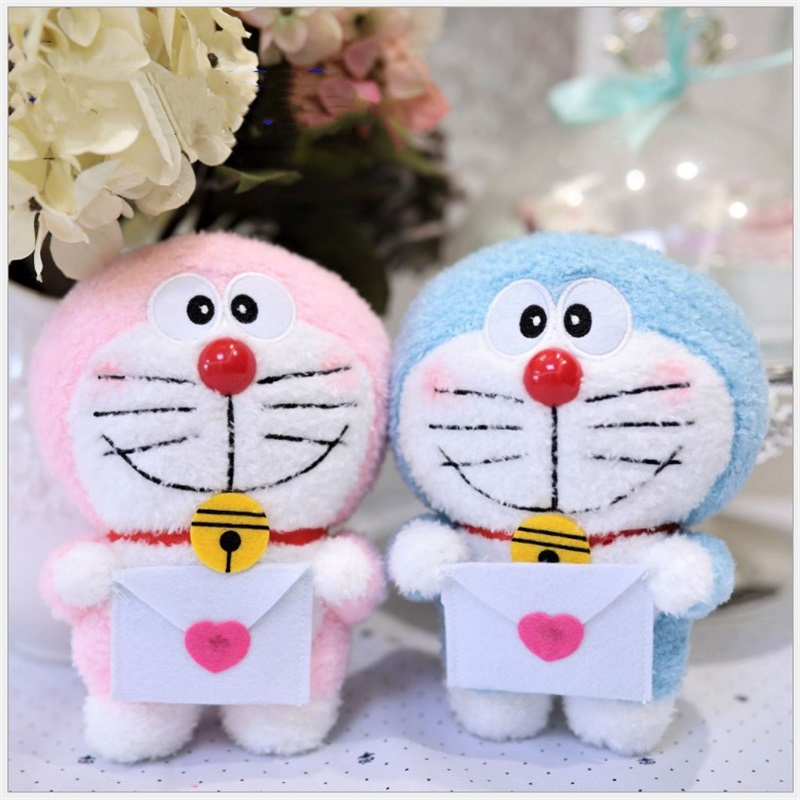 40 cm 0.7 kg Warna duo la mimpi boneka doraemon jingle kucing mewah ... c712ef8d89