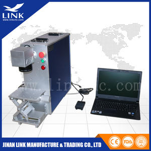 Marking-Machine Link-Fiber Laser 30w 50w 20W for Logo Date-Code Makring LXJF-20W Factory-Sale