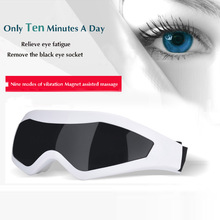 Migraine Eye Massage Remove Dark Circle Anti Care Magnetic Wrinkle Eye Health Care Beauty Vibration Massage Relieve Eye Fatigue