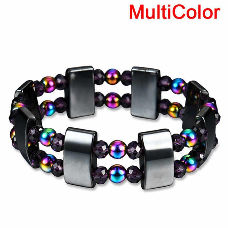 2019 витой магнит здоровое похудение браслеты ювелирные изделия био магнитный браслет браслеты для мужчин потери веса