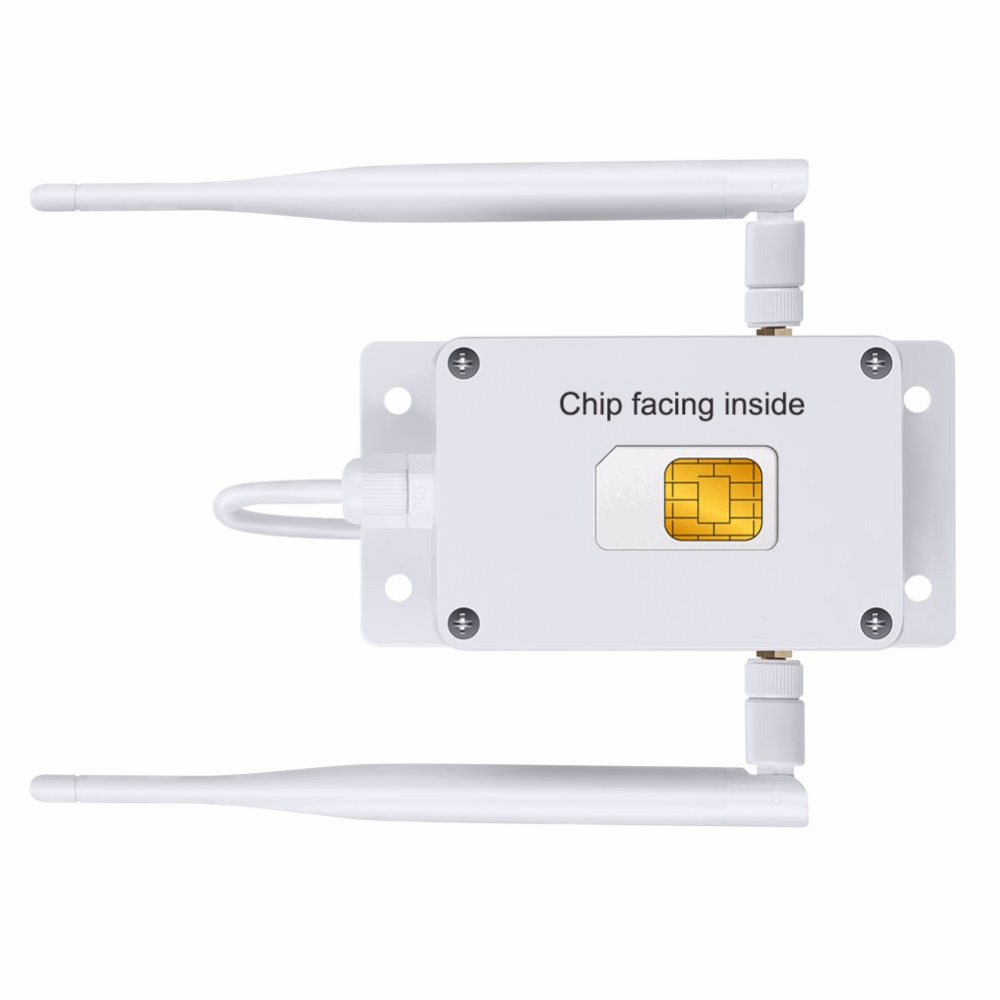 Image 4 - 4g 3g Modem Router Repeater 1200Mbps 2.4G Gigabit open WRT Wireless WiFi Routers With SIM Card Slot 2pcs 5dbi Antenna GSM/WCDMA-in Surveillance Cameras from Security & Protection