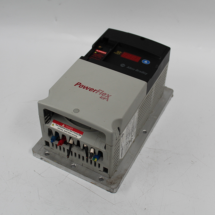 Used In Good Condition Allen bradley inverter 22D-D1P4H204  With Free DHL/EMSUsed In Good Condition Allen bradley inverter 22D-D1P4H204  With Free DHL/EMS