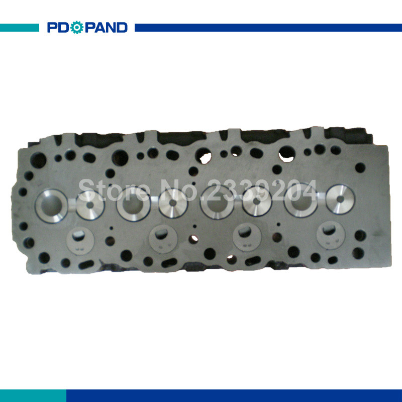 High quality Factory price <font><b>5L</b></font> cylinder head assy 909154 for <font><b>Toyota</b></font> HILUX HIACE TOWN ACE KIJANG DYNA TUV 11101-54150 11101-54151 image