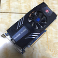 Usado original cartão para Sapphire HD6850 gráficos 1G DDR5 256bit jogo desktop do computador gráficos